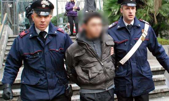 Picchia sua madre ogni giorno, arrestato giovane di Frosinone