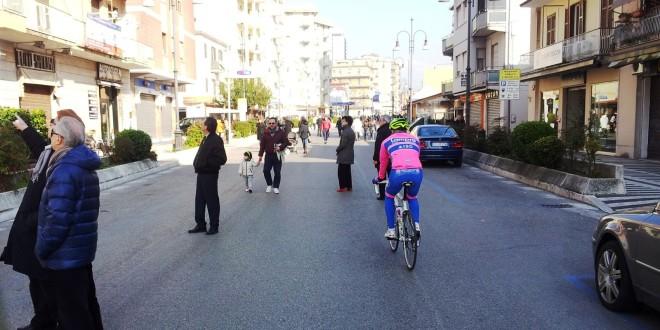 Stop alle autovetture, a Frosinone cambia la viabilità