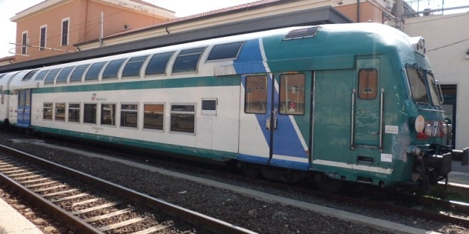 Incidente sulla linea Cassino-Roma, treni in tilt