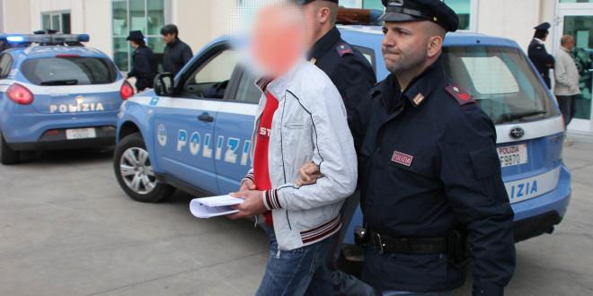 Violenza sessuale sulla figlia della compagna, arrestato aguzzino ciociaro
