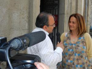Anna Mastrantoni - Presidente Ass.NOI CON VOI