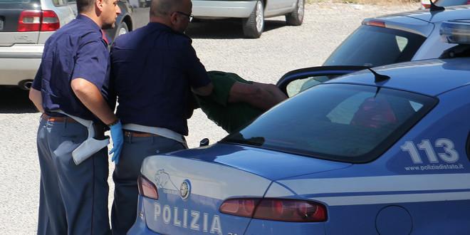 Rubavano alimentari dai Tir, 20 arresti$