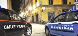 Arresti e denunce, Frosinone prima provincia del Lazio
