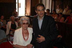 Maria Reali e Giuseppe D'Onorio