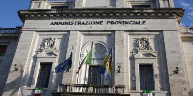 Presidenza Provincia Frosinone, Ciacciarelli sostiene Ciccone