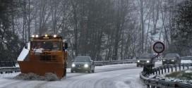 Neve a bassa quota, allerta meteo Centro Italia