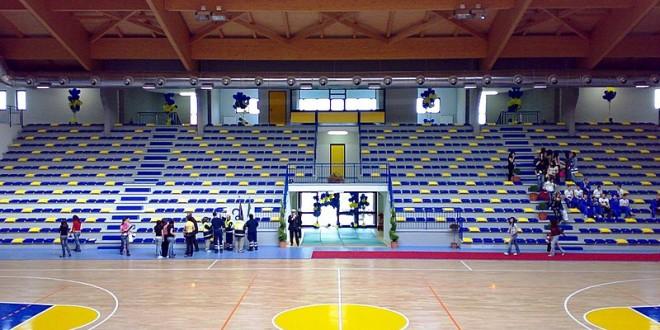 Frosinone, il Comune dà in gestione il Palazzo dello sport