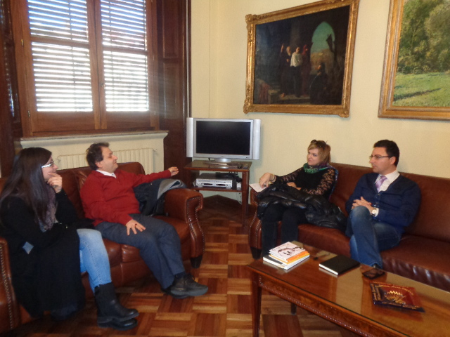 Provincia velardocchia incontra il presidente dell 39 unione for Ciechi in italia