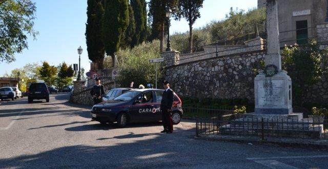 Droga a Boville, giovane fermato dai Carabinieri