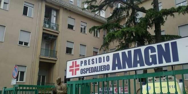 Sanità, presidio salute ad Anagni