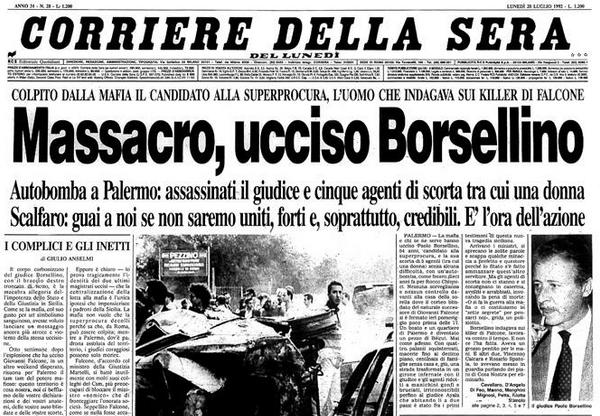 Borsellino Paolo