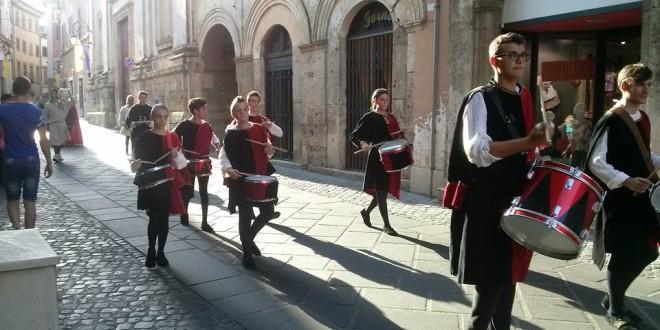Festival medievale e rinascimentale in Ciociaria