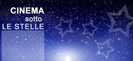 Cinema sotto le stelle, ingresso gratuito