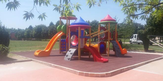 Parco Frosinone Villa Comunale