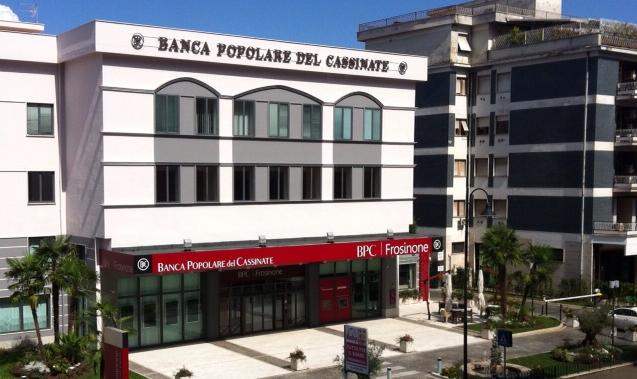 banca popolare del cassinate al primo posto tra le banche On banca popolare del cassinate