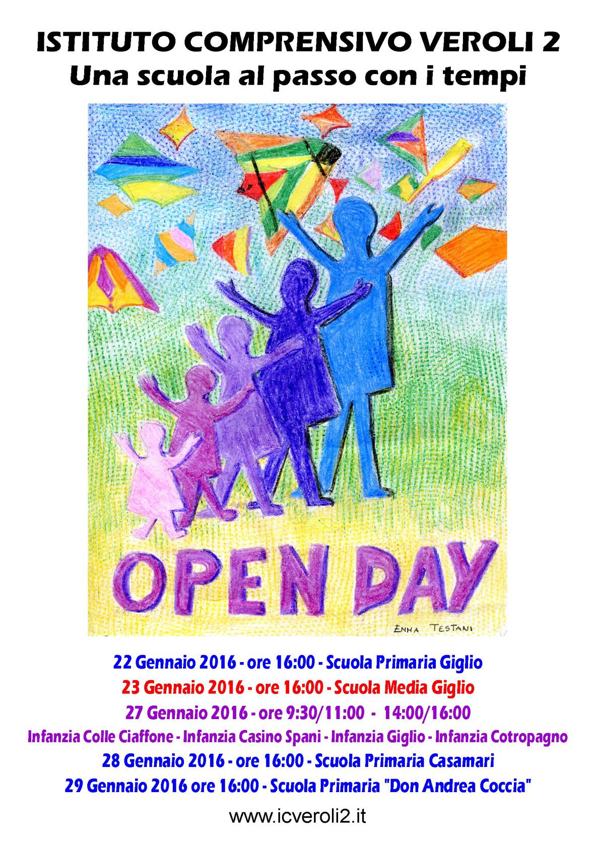 Istituto Comprensivo Veroli 2 Bagno Di Folla All 39 Open Day