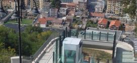 Festa patronale Frosinone, in funzione l'ascensore inclinato