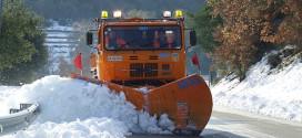 Neve a bassa quota, allerta nel Centro Italia