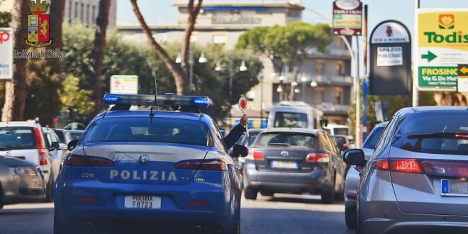 Sicurezza Frosinone, controlli serrati nel capoluogo