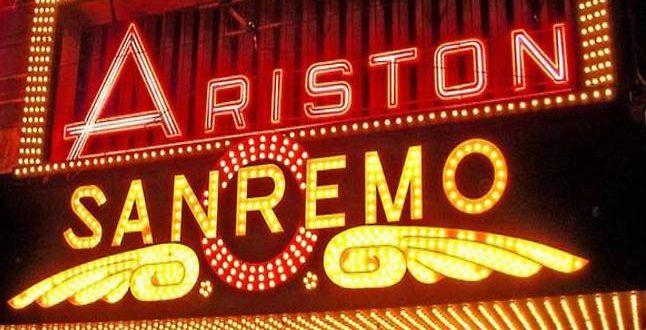 Sanremo, una verolana sul palco dell'Ariston