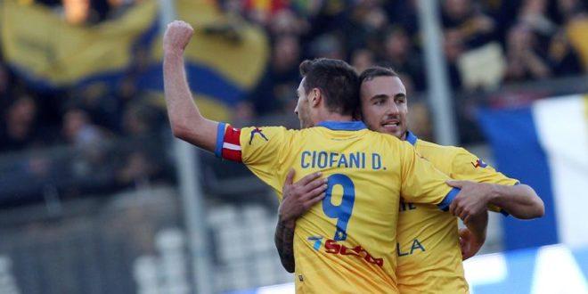 Calcio, Frosinone multato dal giudice sportivo