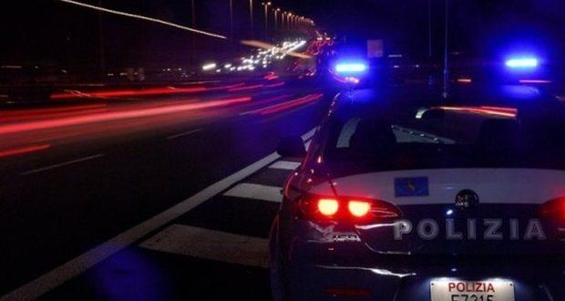 Inseguimento rocambolesco, a Frosinone arrestato volto noto