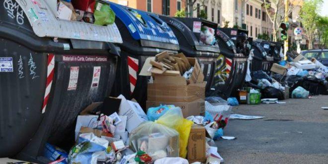 Rifiuti, 20mila tonnellate da Roma in Toscana