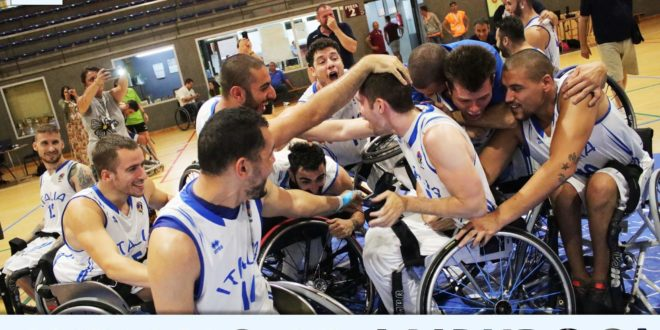 Basket, Italia qualificata ai mondiali 2018