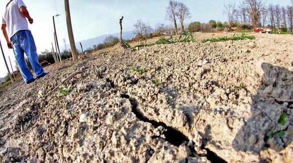 Emergenza idrica in Ciocaria, firmato lo stato di calamità naturale