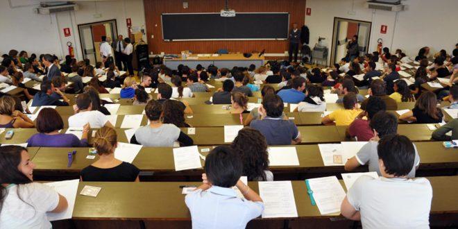 Università, riduzione posti facoltà numero chiuso