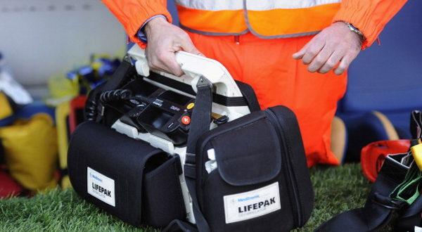 Decreto, defibrillatore obbligatorio negli impianti sportivi