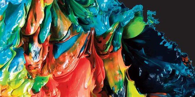 I mondi colorati di Edmond Dhrami, la critica del prof. Borghese