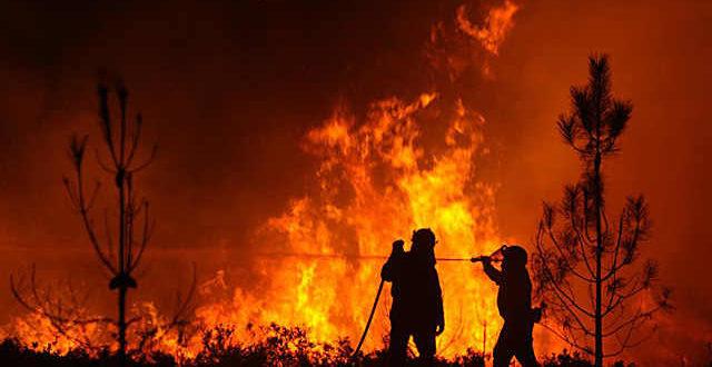 Emergenza incendi, aumentati del 400%