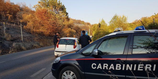 Piromani a Veroli e ad Alatri, inviati Carabinieri da Roma