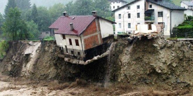 Frane e alluvioni, pioggia di euro a Frosinone