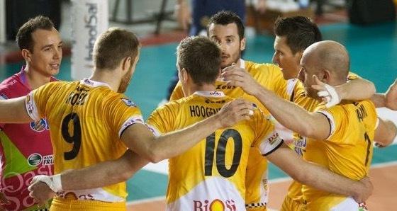 Volley Sora, la squadra verso il palazzetto di Frosinone