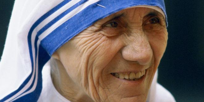 Grande apostola della carità, l'insegnamento di Madre Teresa