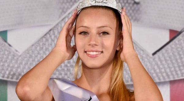 Miss Italia, maxischermo ad Alatri per Maria Malandrucco