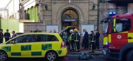 Esplosione in metropolitana, passeggeri colpiti