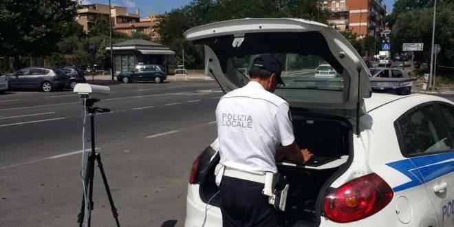 Targa System a Frosinone, automobilisti indisciplinati nel mirino