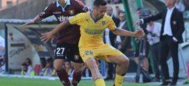 Serie B, Frosinone pareggia a Salerno