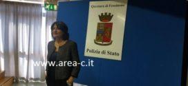 Frosinone, Rosaria Amato è il primo questore donna