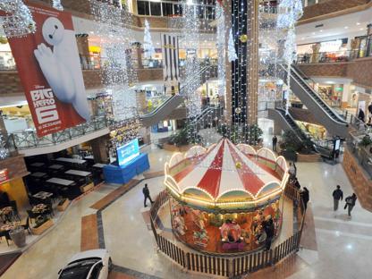 Apre CityLife, il più grande centro commerciale d'Italia