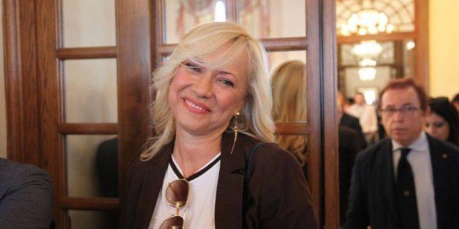 Frosinone, Alessandra Mandarelli candidata alle regionali