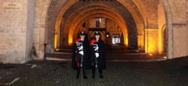 Natale ad Anagni, i Carabinieri indossano l'uniforme storica