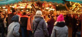 """Christmas Food"", artisti di strada e mercatini in Ciociaria"
