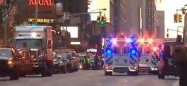 Esplosione a New York, evacuata la metropolitana