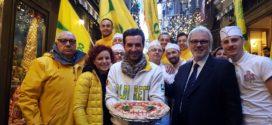 L'Unesco consacra la pizza, a Napoli è festa