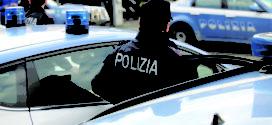 Controlli, vettura rubata trovata in Ciociaria