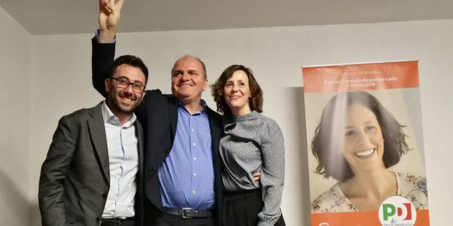 Elezioni, bagno di folla all'apertura del comitato di Sara Battisti